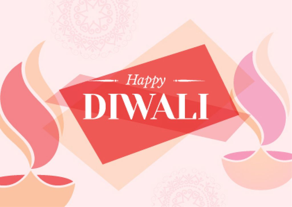 Happy Diwali celebration — Create a Design