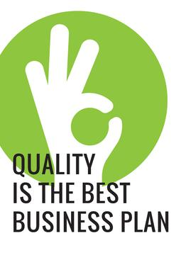 Citation about a business plan