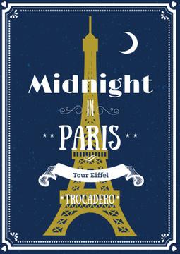 Midnight in Paris card