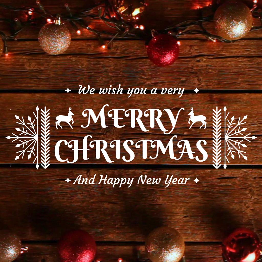 Shiny Christmas decorations — ein Design erstellen