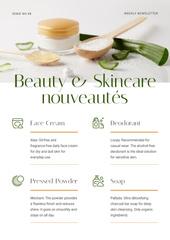 Beauty and Skincare nouveautes Review