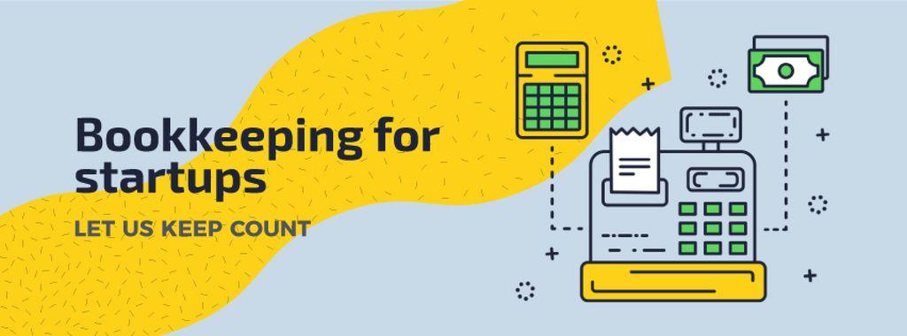 Bookkeeping For Startups Let Us Keep Count — Crea un design