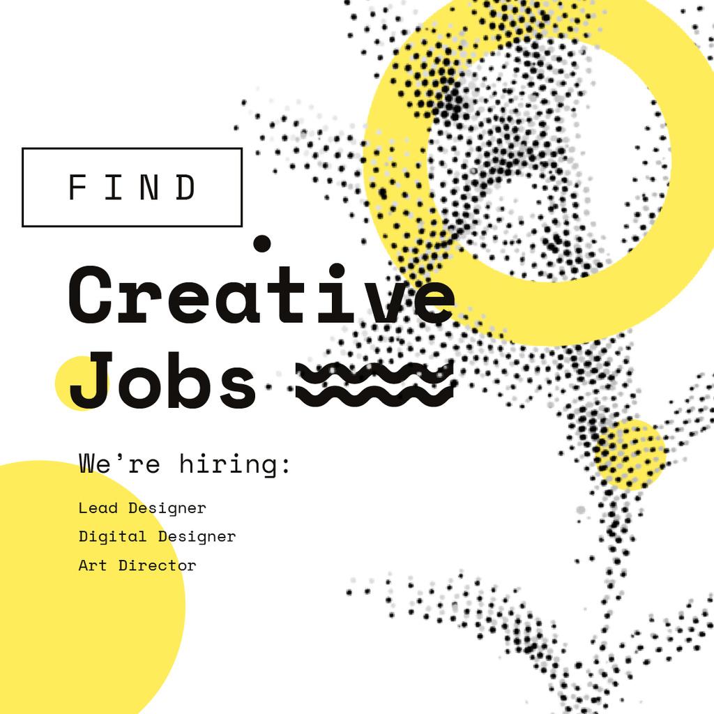 Creative Jobs offer on graphic pattern - Bir Tasarım Oluşturun