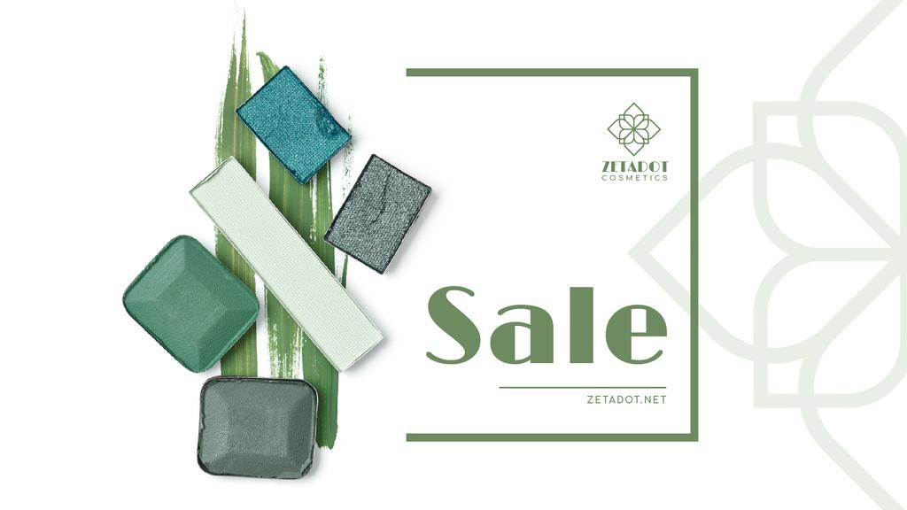 Sale Offer with Natural Cosmetics — Створити дизайн