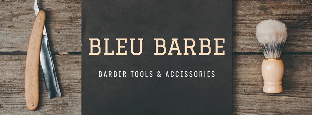 Barbershop Professional Tools Sale — Créer un visuel