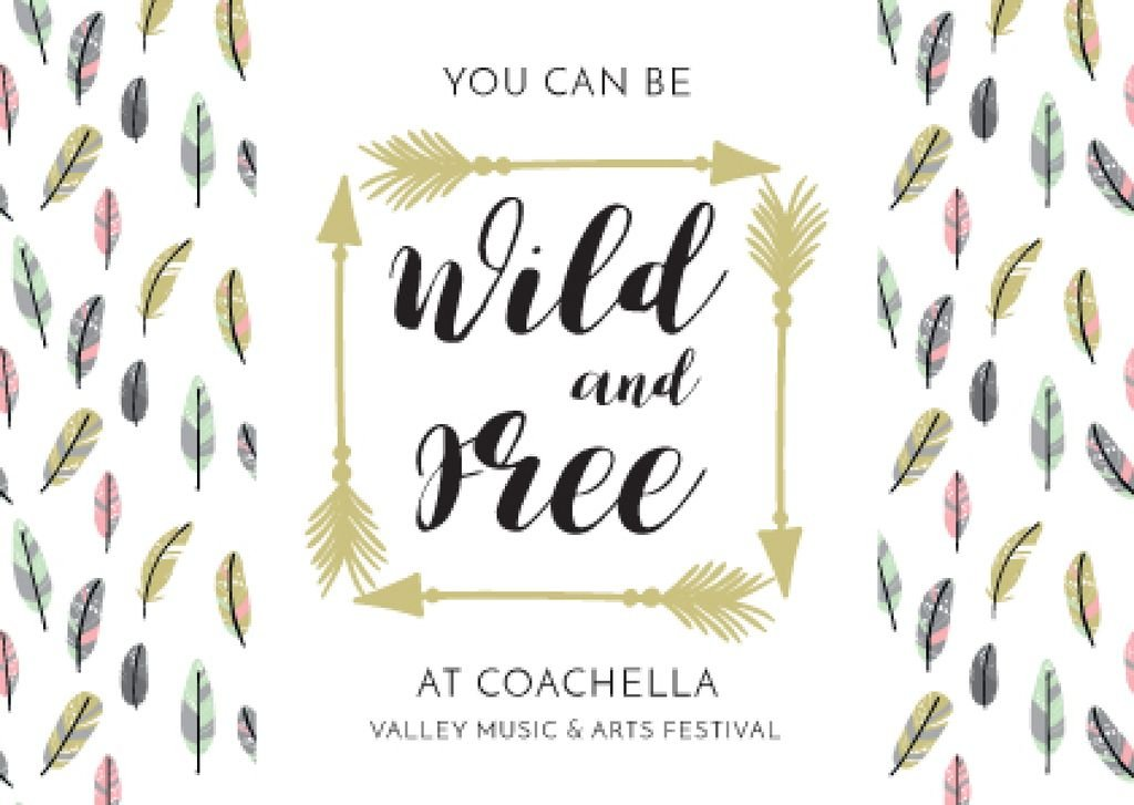 Coachella Valley Music and Arts Festival — Create a Design
