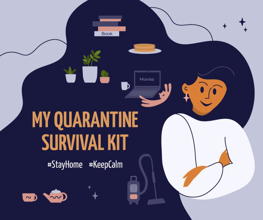 #StayHome Tips for hobbies during Quarantine — Maak een ontwerp