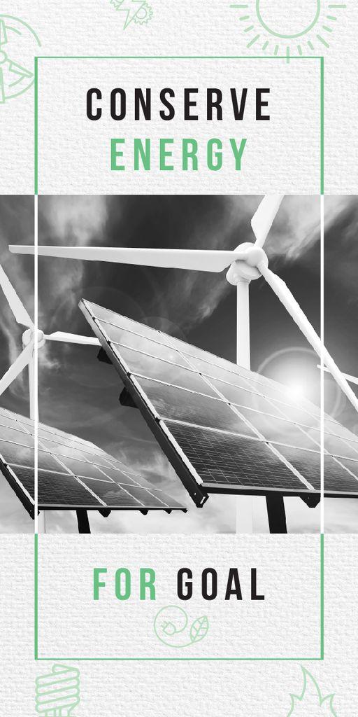 Wind Turbines and Solar Panels — Crear un diseño
