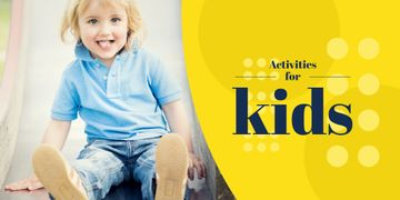 Activities for Kids with Adorable Little Boy