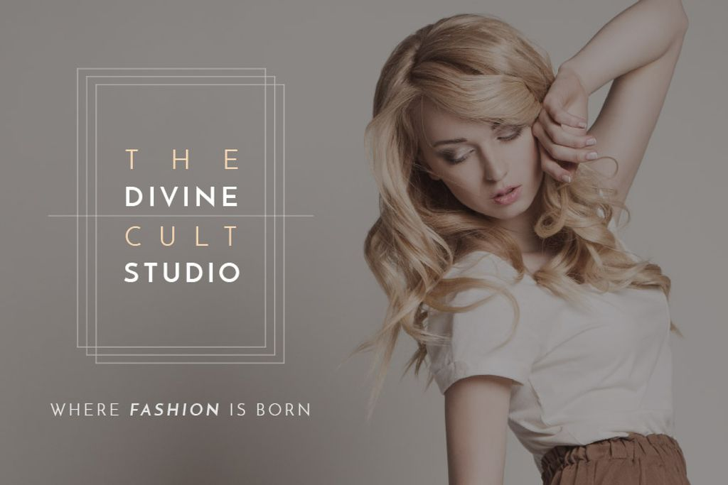 The Divine Cult Studio — Create a Design