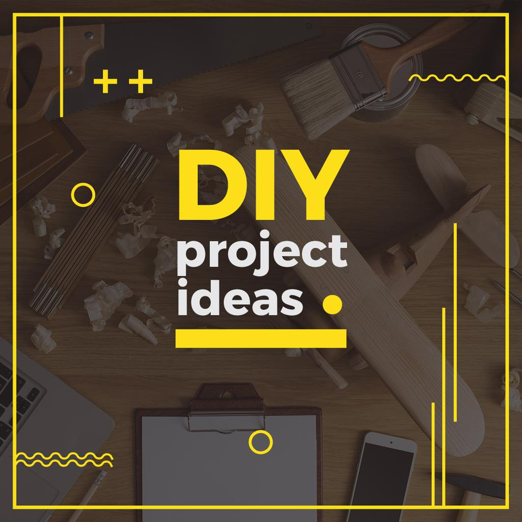 Project ideas with Wooden Plane — Maak een ontwerp