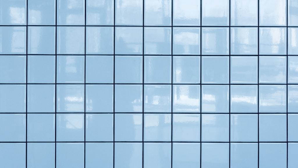Light blue tile Wall — ein Design erstellen