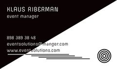 Event planner Contacts Information