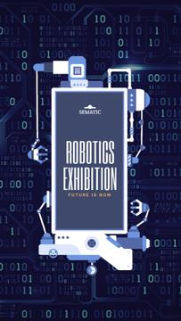 Robotics Production Line Frame