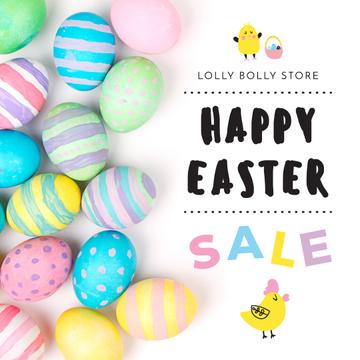 Happy Easter Day sale in Lolly Bolly store