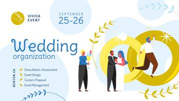 Wedding Planning Services Happy Newlyweds