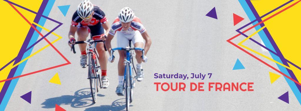 Tour de France Open day — Crear un diseño
