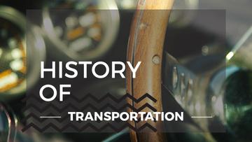 Salon of Luxury Vintage Car