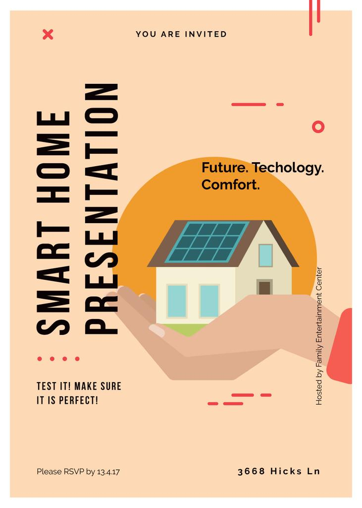 Smart home concept — Створити дизайн