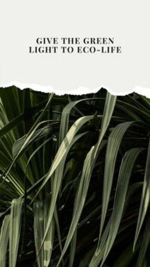 Ecological Company promotion — Crea un design