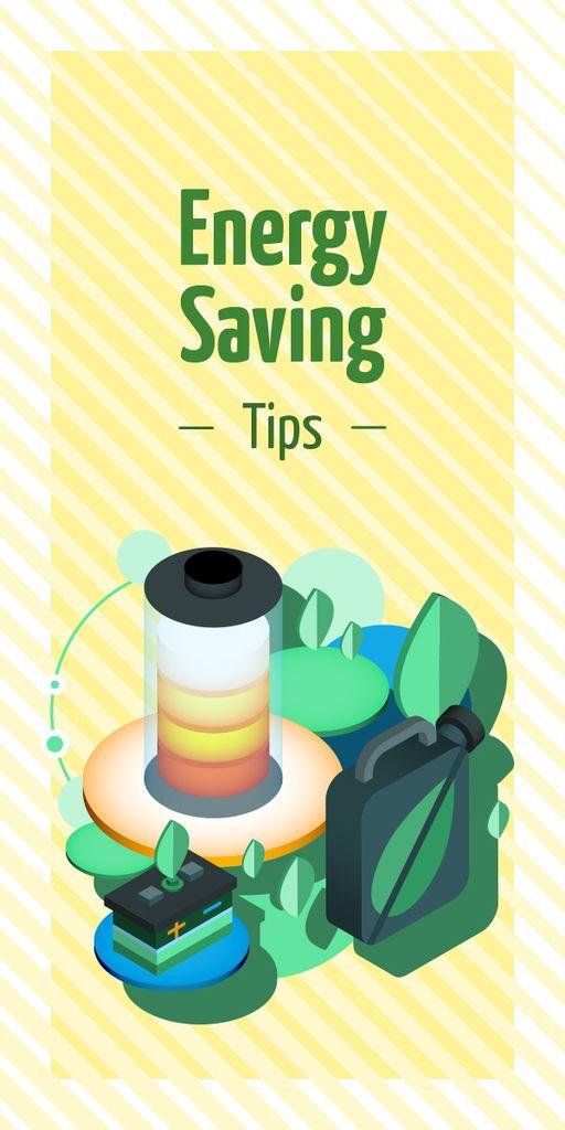 Energy saving technologies — Crea un design