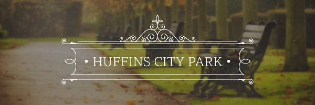 Huffins city park — Crea un design