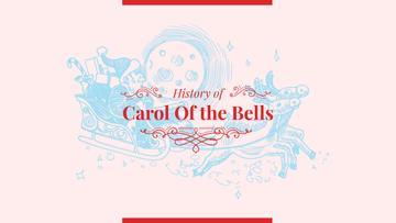 History of Carol of the bells