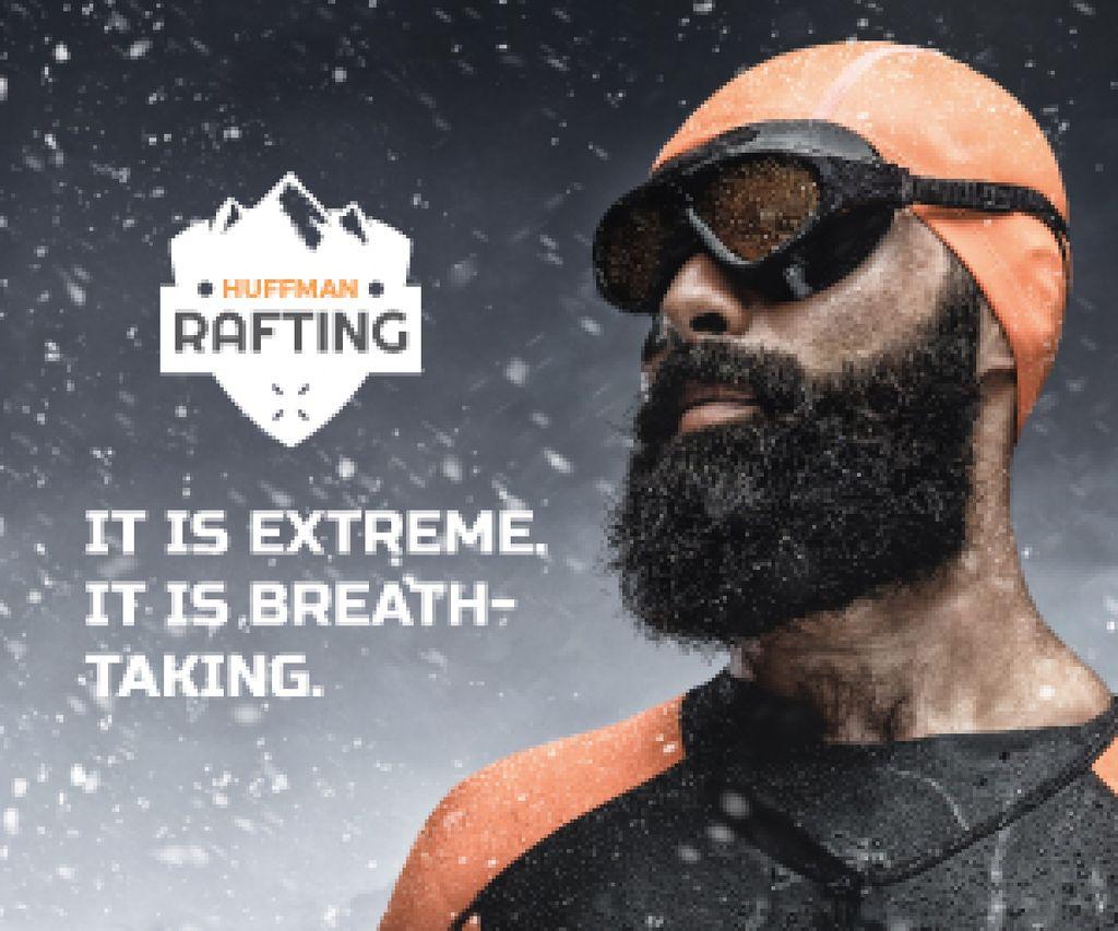 Rafting group announcement — Створити дизайн