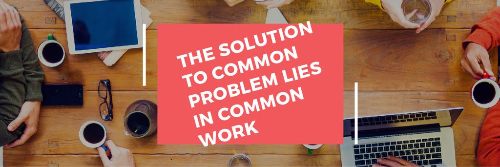 Citation about the solution to common problem — ein Design erstellen