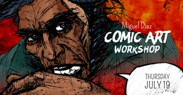 Comic Con workshop