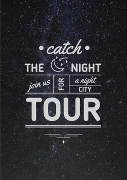 Night city tour Offer