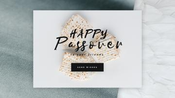 Happy Passover Unleavened Bread