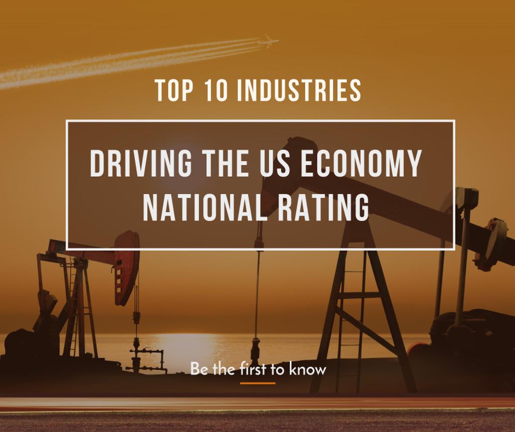 Oil Industry Producing Well — Crear un diseño