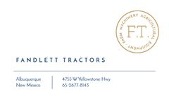 Tractors Company Services Offer