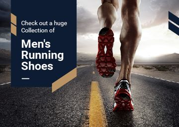 Advertisement for Sport Store
