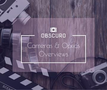 Camera and Optics Guide with film