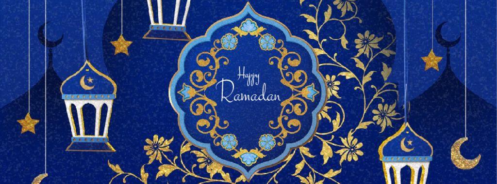 Ramadan Kareem greeting — ein Design erstellen