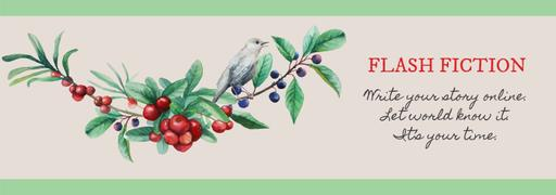 Writing Inspiration Quote Bird On A Branch TumblrBanner