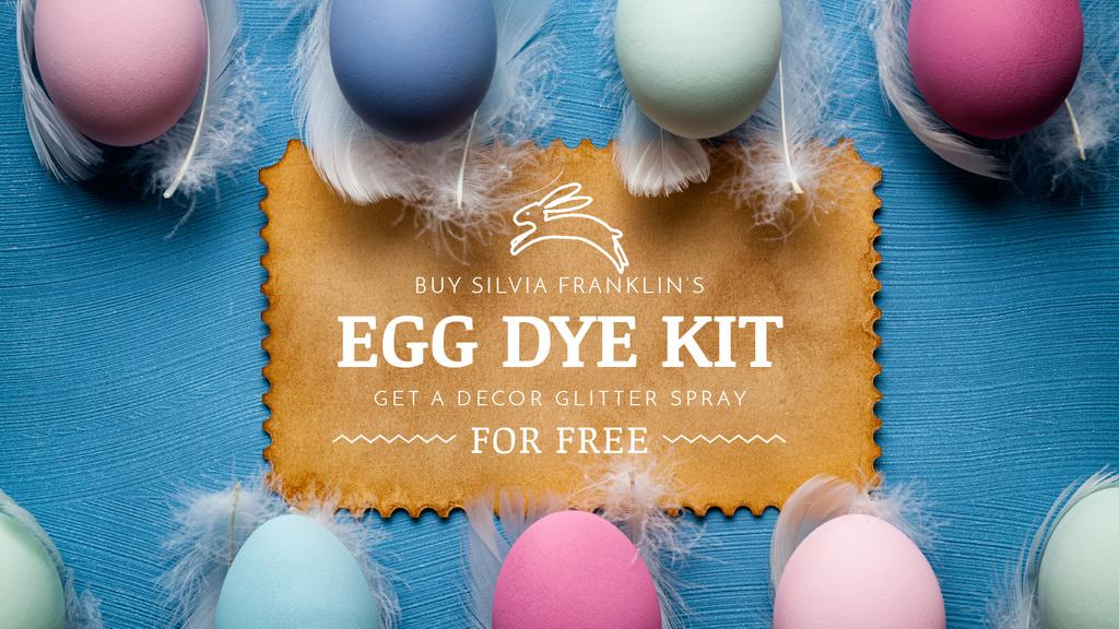 Easter Eggs Decor Offer — Modelo de projeto