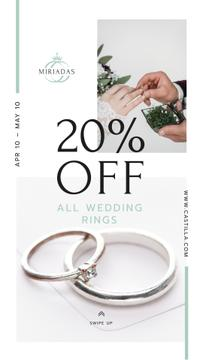 Wedding Offer Rings at Ceremony
