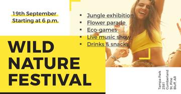 Wild nature festival