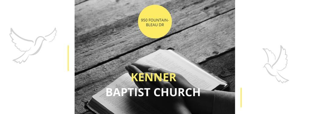 Kenner Baptist Church — Crea un design