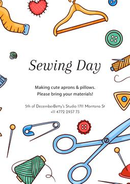 Sewing day event