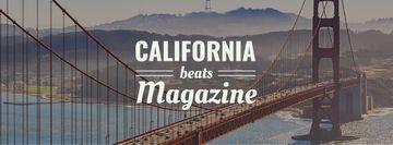 California Golden Gate view
