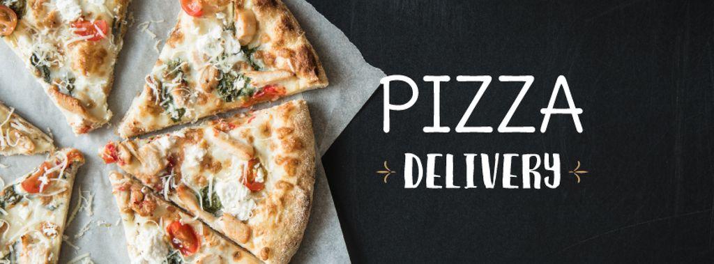 Pizzeria Offer Hot Pizza Pieces — Crear un diseño