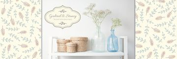 Home Decor Advertisement Vases and Baskets | Email Header Template