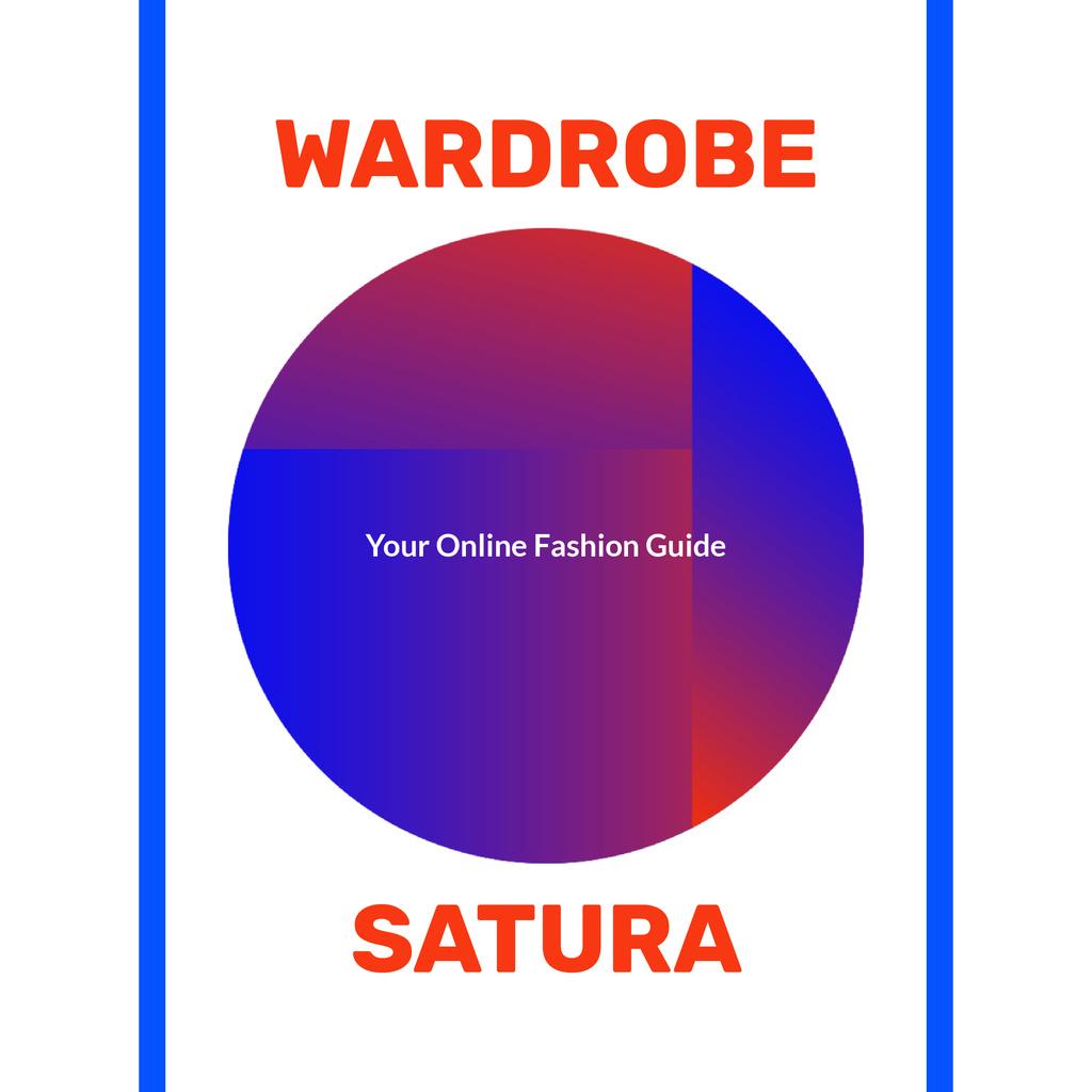 Fashion Guide on Circle Frame — ein Design erstellen