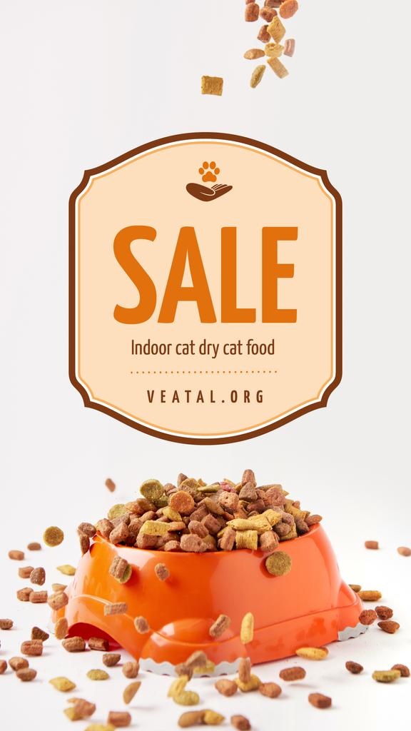 Pet Food and Supplements Offer — Créer un visuel