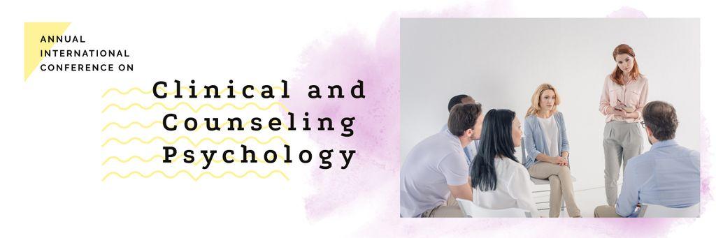 Patients visiting psychotherapist — Створити дизайн