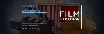 Film marathon night